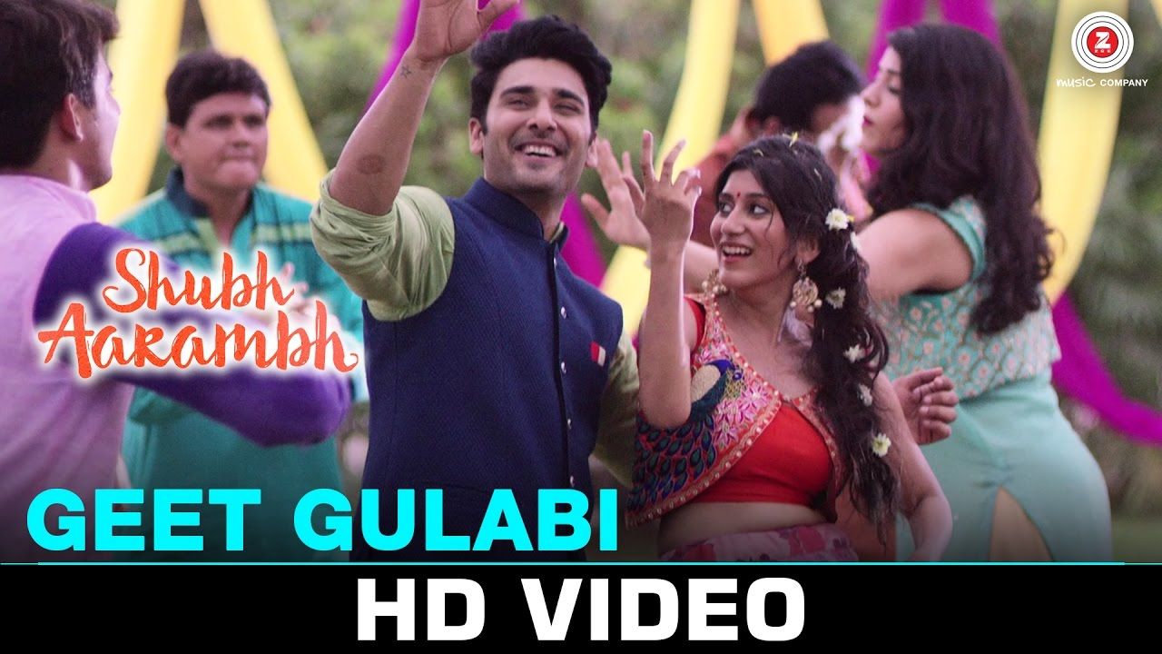 Geet Gulabi song lyrics